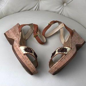 LAUREN Ralph Lauren Odelia Wedge Sandal